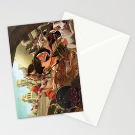 Street Gang Stationery Cards