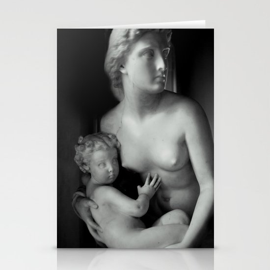 Eternal Mother Stationery Cards