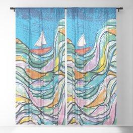Sailing 2 Sheer Curtain