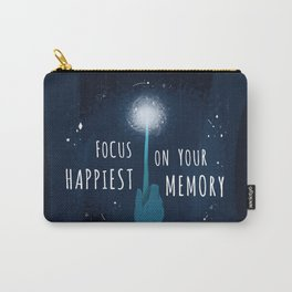 Your Happiest Memory Carry-All Pouch
