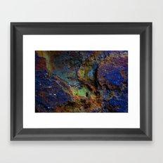 Colorful Earth Framed Art Print