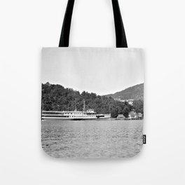 Sagamore Steamboat, 1900-1910 Tote Bag