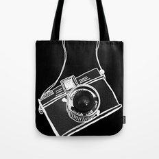 Noir Lomo Love Tote Bag