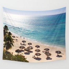 Playa Paraiso Cayo Largo, Cuba Wall Tapestry