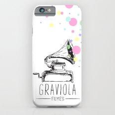 Graviola Filmes Slim Case iPhone 6s