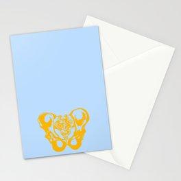 Pelvic bone Stationery Cards
