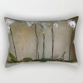 White Republic Rectangular Pillow