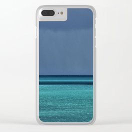 The Beautiful Calm Clear iPhone Case