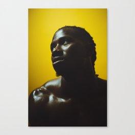 Negro Canvas Print