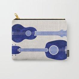 Indigo Blue Ukuleles Carry-All Pouch