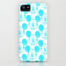 A Whole Lot of Happy Mouse iPhone Case
