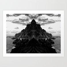 circonvallazione Art Print