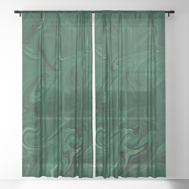 Modern Cotemporary Emerald Green