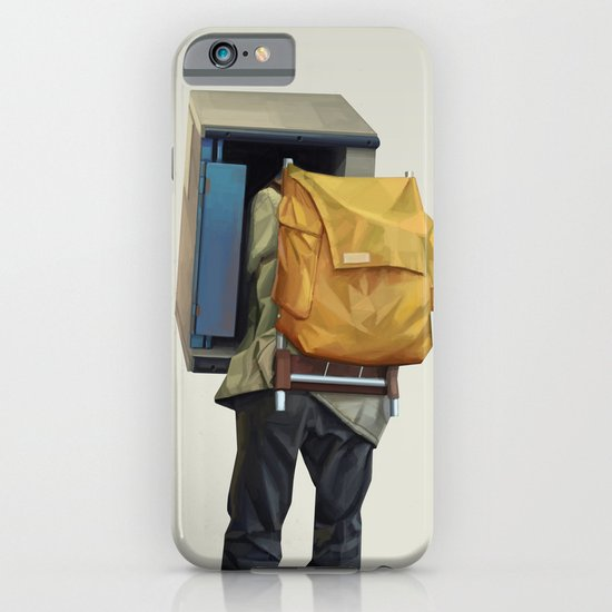 Booth iPhone & iPod Case