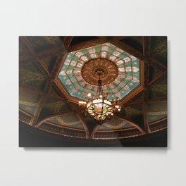 Theatre ceiling Metal Print