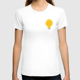 The mind sparks ideas T-shirt
