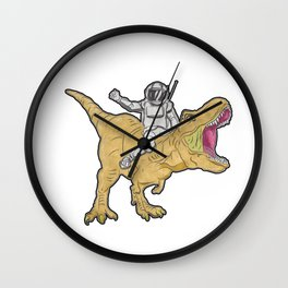 Let's Rodeo like its 1969. Wall Clock
