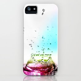 Water Drop iPhone Case