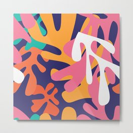Matisse Pattern 010 Metal Print