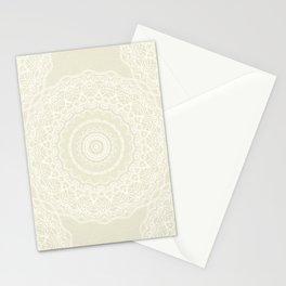Vintage mandala design Stationery Cards