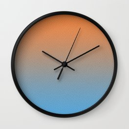 Kapow Complements 2 Wall Clock