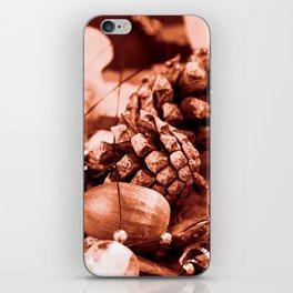 Tempore autumni iPhone Skin