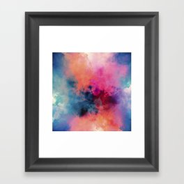 Temperature Framed Art Print