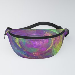 Microfractology Flame Experience Fanny Pack