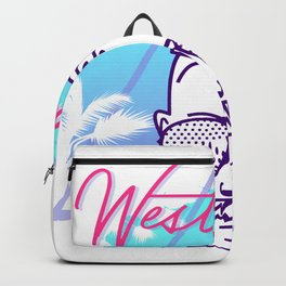 Westache in Miami Backpack