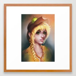 Applejack  Framed Art Print