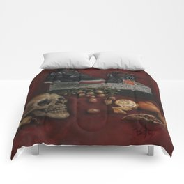 Fresh To Death: Part One Comforters