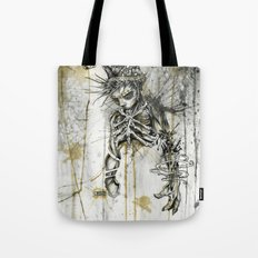 Wasted. Once Again.  Tote Bag