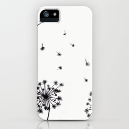 Dandy Wishes iPhone Case