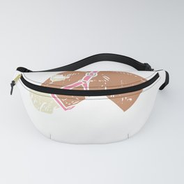 Without Mules Life Would Be Pointless - Funny Donkey Fanny Pack