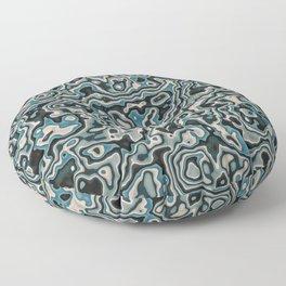 Liquid Neptune Floor Pillow