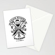Jack Knife Stationery Cards