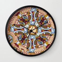 All the Kings Men Wall Clock