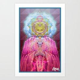 The Last Mind Bender Art Print