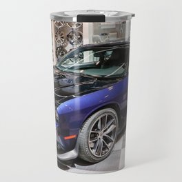 2017 80th Anniversary Two tone Auto Show MOPAR 17 Challenger Travel Mug