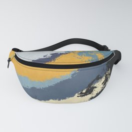 Waves - No Obstacle Fanny Pack