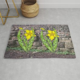 Jonquil Knot Rug