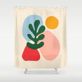 Wildlife | Cutouts by Henri Matisse Shower Curtain