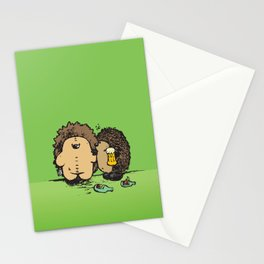 Wasted Stationery Cards