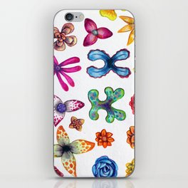 Just some flowers. ^_____^ iPhone Skin