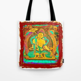 Thanka (2) Tote Bag