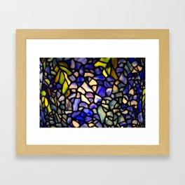 Lamp shade #2 Framed Art Print