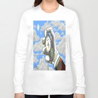 fullmetal Long Sleeve T-shirts featuring Don't Forget by YellowStones
