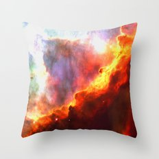 The Mage Throw Pillow