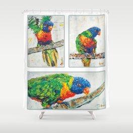 Al's Trip Shower Curtain