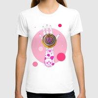chibi T-shirts featuring Chibi Moon by scoobtoobins